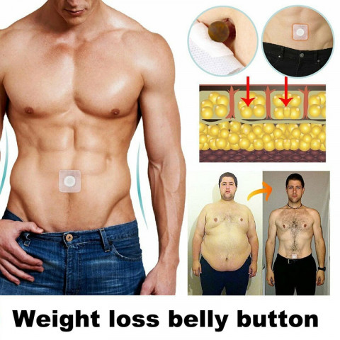 Herbal Slimming Tummy Pellet - 30PCS